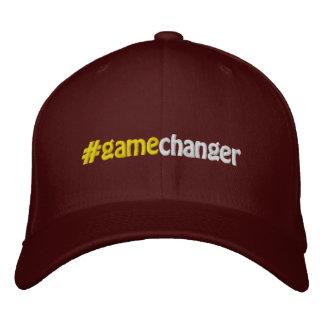 #gamechanger #hashtag Gamechanger Hashtag Bestickte Baseballkappe