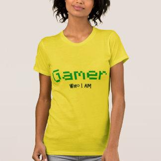 Gamer, der ich bin T-Shirt