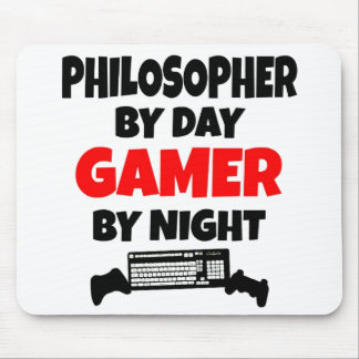 Gamer-Philosoph Mousepads