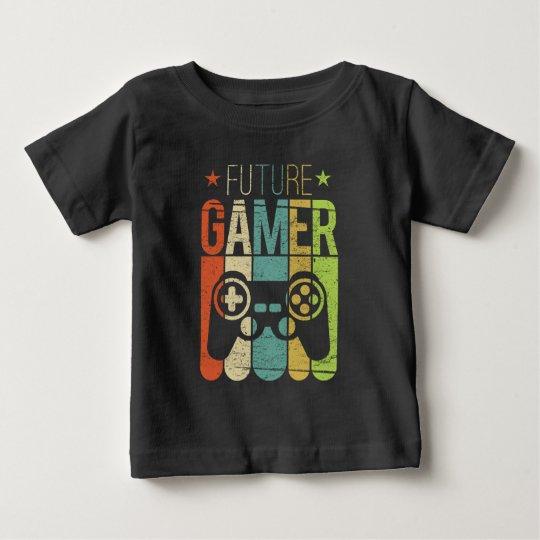 Gamer-Spiel-Prüfer (für Ihr Baby) Baby T-shirt