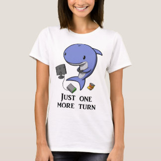 Gamer-Wal (Frauen) T-Shirt
