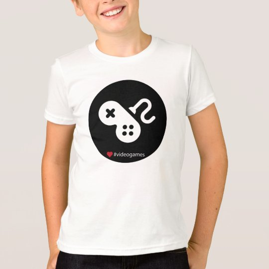 Gamers for T-Shirt gehe ich