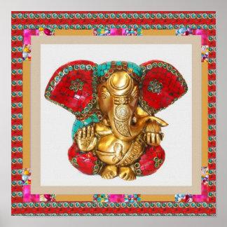 GANAPATI Ganesh Poster