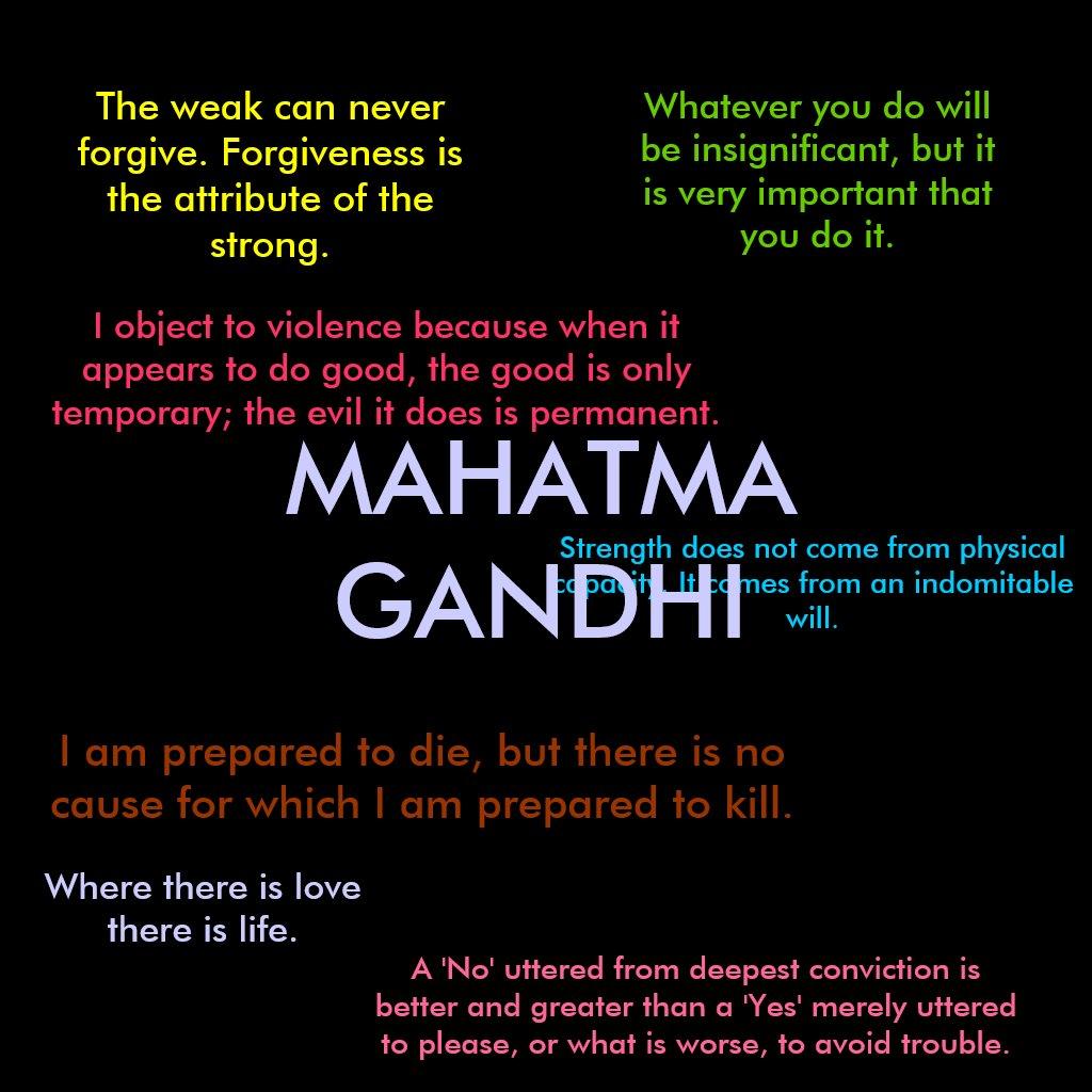 Mahatma Gandhi Zitate Kunde Geburtstagswunsche Zitate Weisheiten