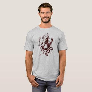 ganesh Kastanienbraun T-Shirt