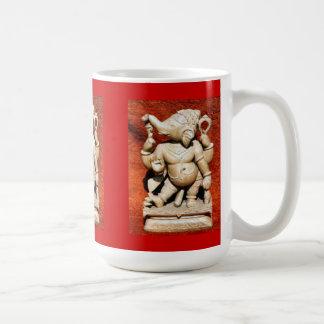 Ganesha, hindischer Gott Kaffeetasse