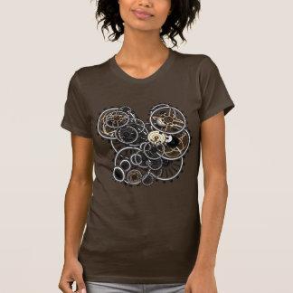 Gänge auf Ihrem Gang kundengerecht T-Shirt