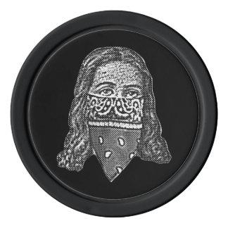 Gangsta Jesus Poker Chips