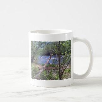 Gans-Nebenfluss 2 Kaffeetasse