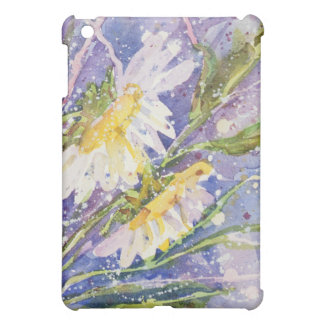 Gänseblümchen-Aquarell iPad Fall iPad Mini Hülle