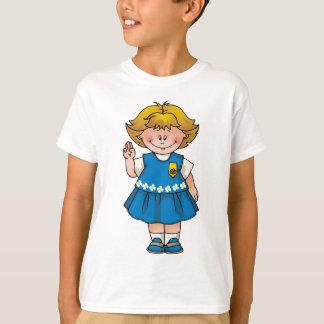 Gänseblümchen blond T-Shirt