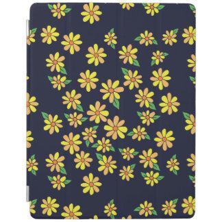 Gänseblümchen-Blumenmuster iPad Hülle