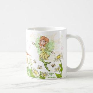 Gänseblümchen der Blumen-Hügel Tasse