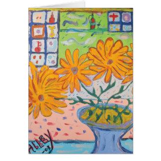 Gänseblümchen durch Mike-Gasse Karte