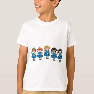 Gänseblümchen-Gruppe T-Shirt