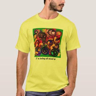 ganz oben gemischt T-Shirt