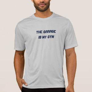 Garage ist der T - Shirt meiner