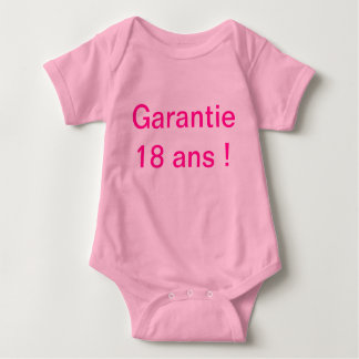 GarantieBody Baby Strampler
