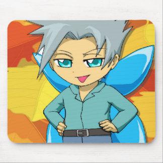 Garçon de fée de Manga Tapis De Souris