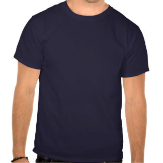 Gardez le calme et naviguez sur la conception t-shirts