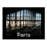 Gare du Nord Cartes Postales