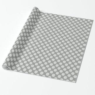 Garn-Bälle • Handwerk nahtlos Geschenkpapier