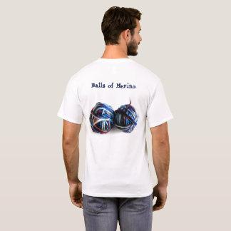 Garn-Liebhaber-T - Shirt-Stricker Crocheters T - T-Shirt