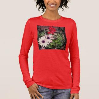 GARTEN-BLUMEN-SHIRT LANG LANGARM T-Shirt