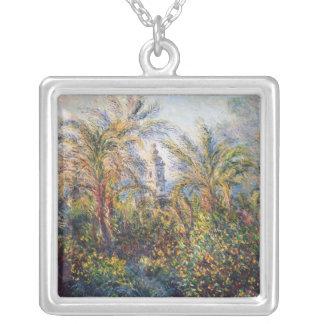 Garten Claude Monets | in Bordighera Versilberte Kette