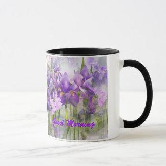 """GARTEN des LAVENDELS"" Kaffee-Tasse Tasse"