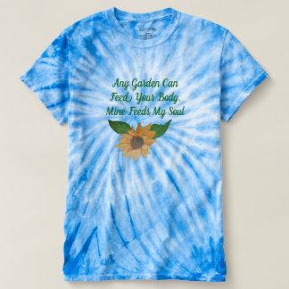 Garten füttert mein Soul T-shirt