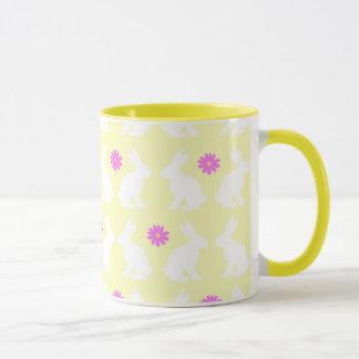 Garten-Häschen Tasse