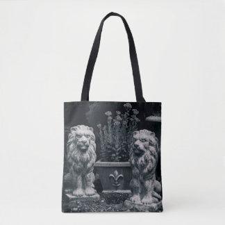 Garten-Löwen Tasche