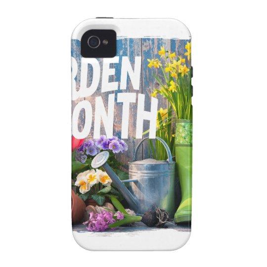 Garten-Monat Case-Mate iPhone 4 Hüllen
