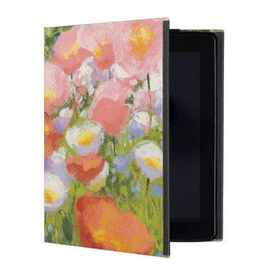 Garten-Pastelle iPad Hüllen