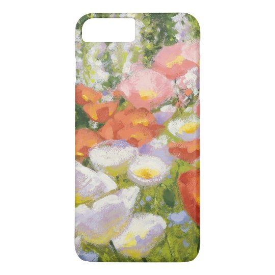 Garten-Pastelle iPhone 7 Plus Hülle