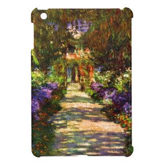 Garten-Weg durch Claude Monet iPad Mini Hülle