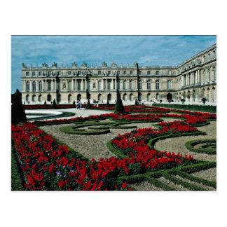 Gartenfassade, Ansicht von über SüdenParterre Postkarte