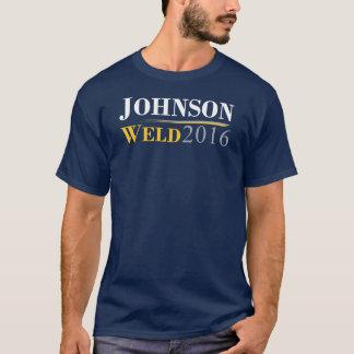 Gary Johnson - Kampagnen-Logo T-Shirt