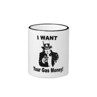 Gas-Dieb-Tasse