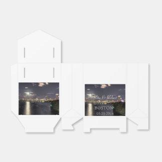 Gastgeschenk Hochzeits-Kasten Geschenkschachtel