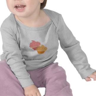 Gâteaux de bébé t-shirt