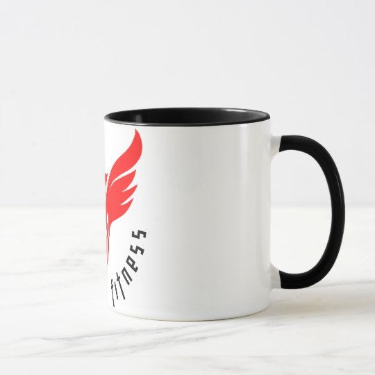 GatHouse Fitness-Wecker-Tasse Tasse