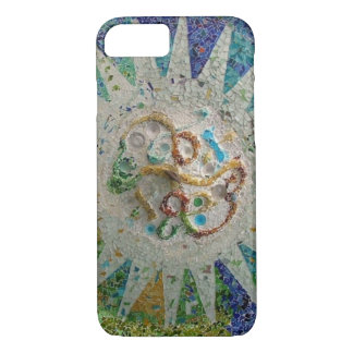Gaudi Mosaik iPhone 8/7 Hülle