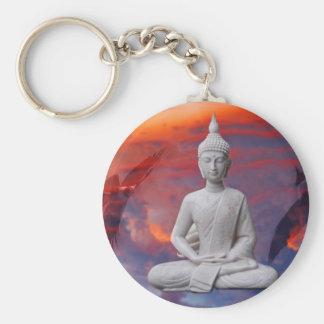 Gautama Siddhartha Buddha Schlüsselanhänger