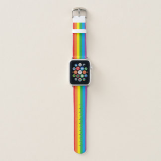 """Gay Pride-"" Apple-Uhrenarmband Apple Watch Armband"