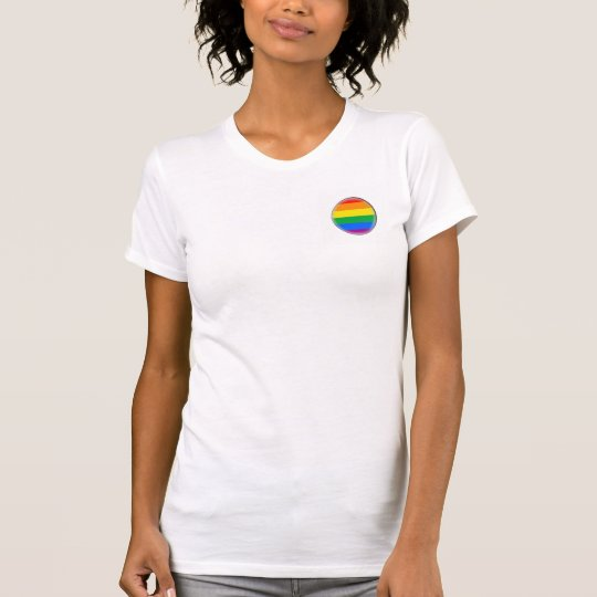 Gay Pride-Flagge T-Shirt