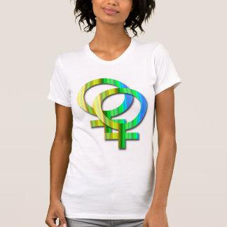 Gay Pride - Frauen T-Shirt