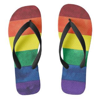 Gay Pride-Geschenke Flip Flops