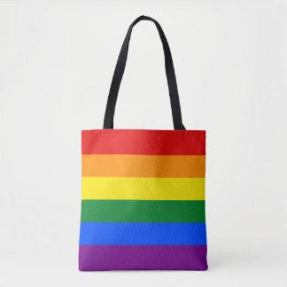 Gay Pride-Regenbogen-Flagge LGBT Tasche